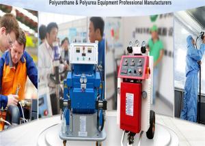 1 / 1 Ratio Polyurea Spray Machine 15m Heated Hose In Anti Corrosion