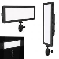 16 W Video Camera Lighting Equipment Rectangle Music Video Lighting CRI 93