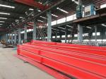 factory design low price steel structure warehouse drawing