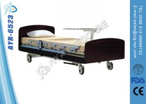 China Ce Certified Two Function Luxurious Homecare Electric Hospital Bed on sale
