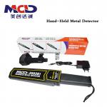 Portable High Sensitive Handheld Metal Detector Security Cheking For Station