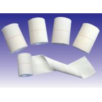 China Elastic adhesive bandage medical tapes surgical tapes white with red thread surgical tapes on sale