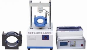 China Automatic Marshall Stability Tester, Asphalt Mixture Testing Equipment on sale