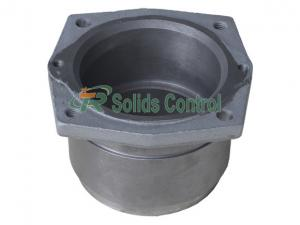 China Mission Centrifugal Slurry Pump Wear - Corrosion Spare Parts 1696×568×805mm on sale