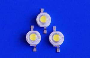 China 220LM led high power module , 6500k led 3w high power with star aluminium PCB on sale