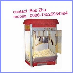 China small corn popper, sweet Popcorn Machine on sale