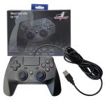 China Black Color for PS4 Wired Gamepad Joystick with Touch for Ps4 Game Controller wholesale