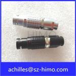 2B 5 pin FGG.2B.305.CLAD straight plug Lemo substitute
