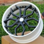 19 Inch Aluminum Alloy Monoblock Forged Wheels For Passenger Car