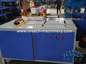 China Wood Pallet  Let Cutting Saw Machine with Blade Dia 400/450mm on sale
