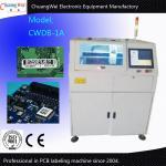 Programming PCB Circut Board Label Maker Machine 0.01mm Control Motor Repeat Accuracy
