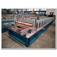 Aluminium Metcopo Step Tile Roofing Sheet Cold Moulding Machine with Auto Hydraulic Cutting Equipment