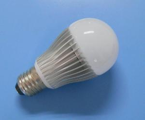 China LED Globe Bulb-5w-E27-replacement for 35w incandescent bulb on sale