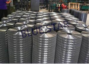 China Heavy Welded Wire Mesh Oxidation Resistance , Galvanized Welded Wire Mesh Rolls on sale