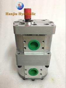 China Hydraulic Pump Komatsu for Excavator Komatsu Double Pump 32cc + 32cc on sale