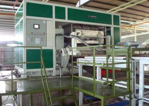 China Automatic Pulp Moulding Egg Tray Machine with 6 Layer Drying Lines 3000pcs Per Hour on sale