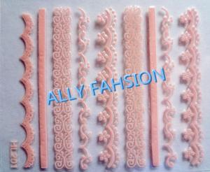 China 3D Nail sticker,3D Lace sticker nail art,nail beauty, more than1000 designs for choosing on sale