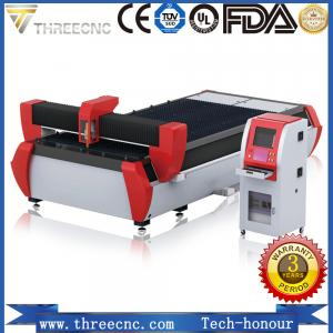China Fiber laser cutting machine with IPG 1000w laser source. TL1530-1000W THREECNC on sale