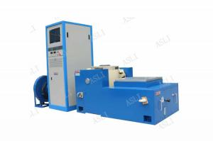China Horizontal + Vertical Vibration High Frequency Vibration Test Bench China manufacturer on sale