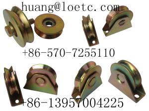China industrial  metal hanging sliding door fittings on sale