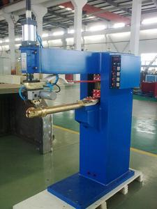 China 75KVA Portable Spot Welding Machine For Metal Steel Cable Spools Single Phase 380V 50Hz on sale