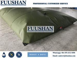 China Fuushan Best Quality Flexiwater Storage Tank Food Grade Pillow Tank From China Supplier on sale