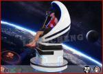 China 1 Seat 9D VR Cinema Electric Virtual Reality Platform Rohs Standard wholesale