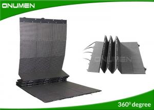 China Custom Advertising Stage LED Screens / RGB Led Video Wall Display Rental 32*32 Pixels on sale
