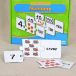OEM Mathematics Number Custom Made Jigsaw Puzzle Double Printing Service