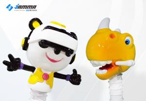 China Virtual reality self service 360° movie player / Magic world / Panda and dinosaur / VR on demand on sale