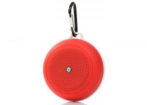 China Waterproof Wireless Bluetooth Speakers , Mini Portable Wireless Speaker For Outdoor Sport on sale