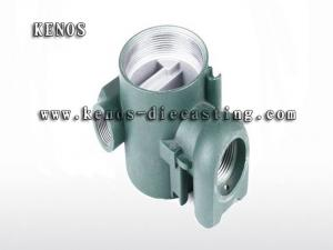 China Zinc die casting / production of zinc alloy castings on sale