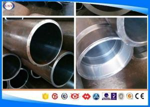 Quality 42CrMo4 Hydraulic Cylinder Steel Tube Honing / Skiving Technique OD 30-450 Mm WT for sale