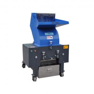 China 7.5KW Recycling Plastic Crusher 10 Sievehole Dia Low Electricity Consumption on sale