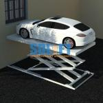 3T 5.6M Hydraulic Scissor Car Lift For Home Garage Portable / Heavy Duty Scissor Lift Table