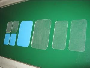 China transparent 90M Hydrogel surface electrode, sensor electrodes using hytrogel,strong sticky gel,4-disk electrode hydrogel on sale