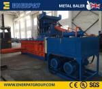 Horizontal Hydraulic Steel Scrap,Waste Metal Baling Press Machine