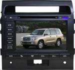 China TOYOTA LAND CRUISER android car dvd players with 3G,wifi wholesale