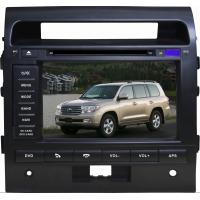 TOYOTA LAND CRUISER android car dvd players with 3G,wifi