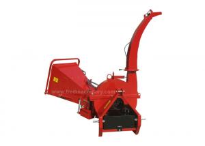 China BX62RF Hydraulic Feed Wood Chipper , 30 - 100HP Tractor Pto Mounted Chipper on sale