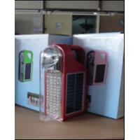 Emergency Super Brightness LED Solar Lanterns With 2500Mah Battery