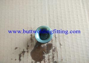 China Weldolet Sockolet Forged Pipe Fittings / ASTM A182 F321 Butt Weld Pipe Fittings on sale