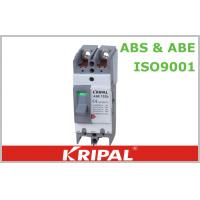 Compact General Electric Circuit Breaker 100A 2 Pole MCCB , Economic Type