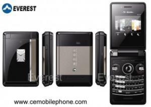 462e64de5 ... Quality TV mobile phone dual sim cell phone flip TV phone Everest E8 EC  for sale ...