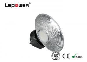 China Ultra Bright LED High Bay Light Fixtures 120w 4000K Aluminum Body Material With Radar Sensor on sale