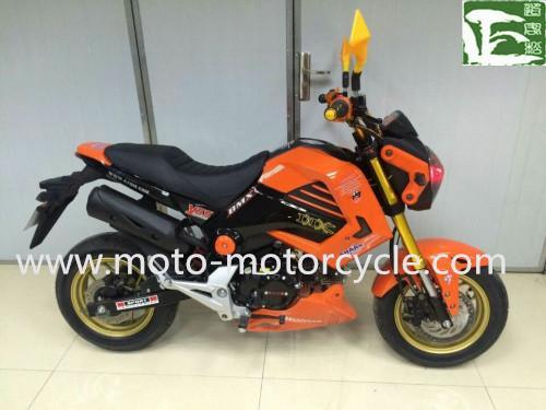 Newest Popular 150cc Suzuki Mini Racing Motorcycle Thailand Monkey