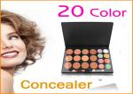 Beauty Product 20 Colors Concealer Palette For Creat Your Own Logo