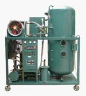 China Vacuum Oil and Water Separator Series TYD for high water content oil, can clean the oil down to NAS 4, water down 50PPM on sale