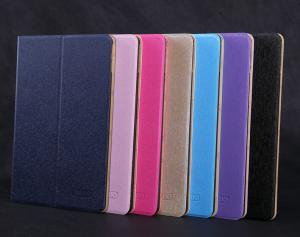 China Guangzhou Manufacturer Luxury Design Leather Case for iPad Air WIth Card Slots on sale
