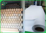FSC 24 inch 36 inch Inkjet plotter paper Roll 80gsm for Garment industry